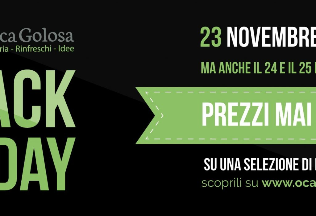 Offerte Black Friday