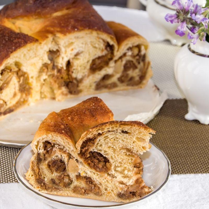 gubana dolce tipico gorizia