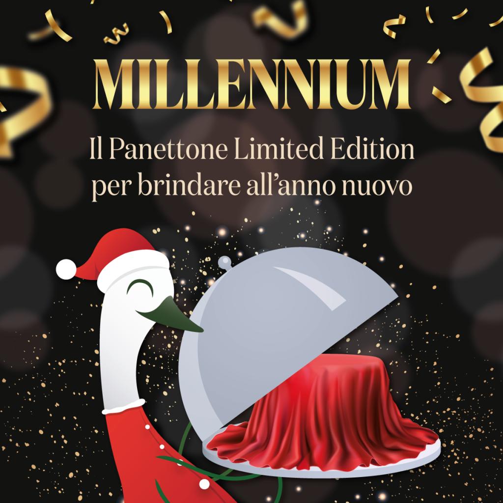 panettone artigianale millennium