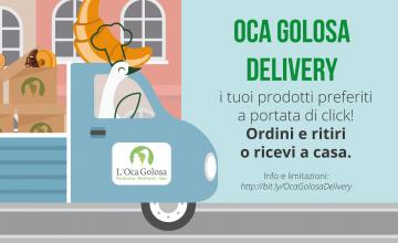 Oca Golosa Delivery