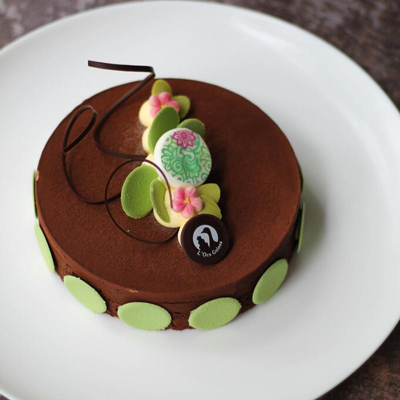 torta fresca per compleanno