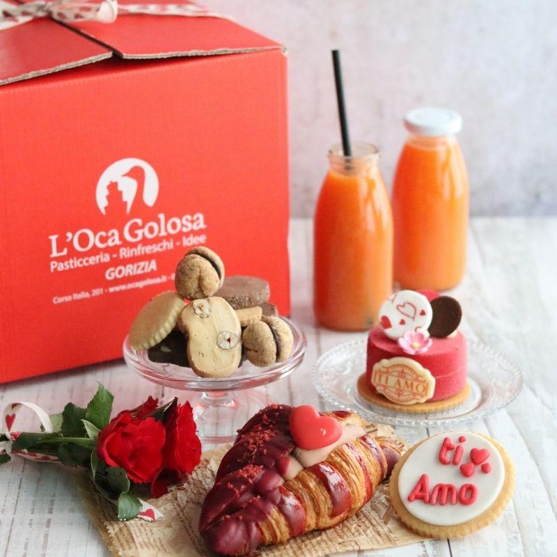 box colazione san valentino