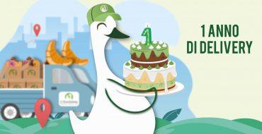 Oca Golosa Delivery: un anno di dolci consegne!
