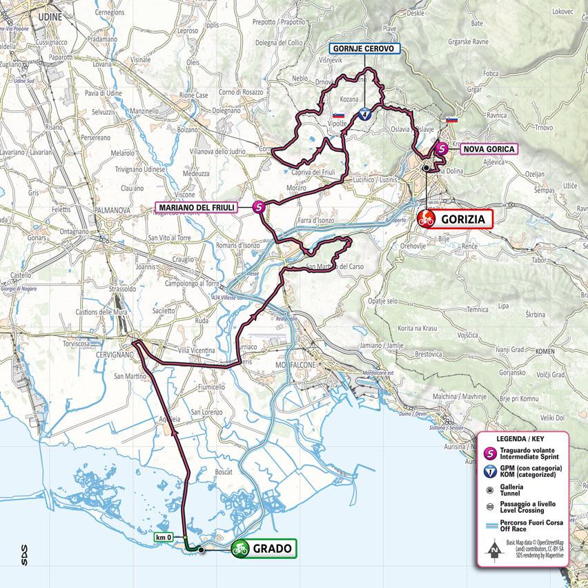 percorso-15-tappa-giro-ditalia-grado-gorizia-23-maggio-2021